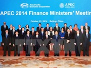 亚太经合组织财长会议在菲律宾召开