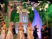 2015年第九届越南东北地区各民族文化体育与旅游节正式开幕