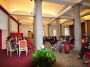 胡志明市在意大利都灵市举行贸易投资促进活动