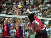 2015年亚洲俱乐部女排锦标赛在越南河南省开赛