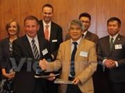 越南科技学院与澳悉尼科技大学联合培养博士研究生