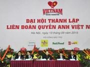 越南拳击联合会正式成立