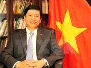 越南驻日本大使阮国强:越日两国为阮富仲总书记访日做好充分准备
