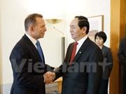 越南公安部部长陈大光大将对澳大利亚进行工作访问