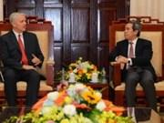 越南承诺有效使用亚行对越提供的援助资金