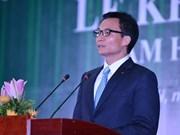 武德儋副总理出席科学社会与人文大学新学年开学典礼