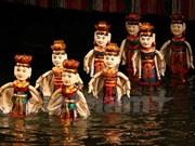 越南升龙水上木偶戏将亮相马来西亚艺术节