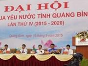 越南全国各省纷纷举行爱国竞赛大会