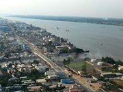 越南芹苴市努力发挥九龙江三角洲地区经济中心的作用