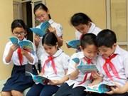 越南着力保护儿童权利
