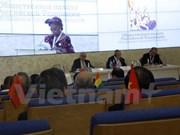 越南出席2015年经社理事会和类似组织国际协会会议