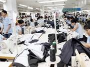 2015年前8个月越南纺织品服装出口额达149亿美元