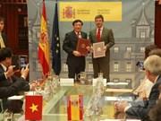 越南同西班牙签署《刑事司法互助协定》