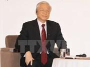越南与日本致力于亚洲和平与繁荣