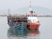 泰国警方承诺对射杀越南渔民案件调查到底