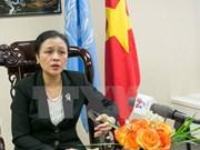 越南继续发挥自己在维护和强化国际法和联合国宪章基本原则中的作用