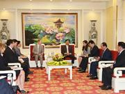 越南公安部和美国执法机构加强合作