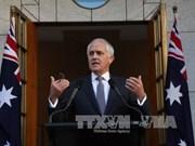 澳大利亚新任总理呼吁中国缓解东海紧张局势