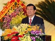 张晋创主席:清化省把潜力和优势充分发挥出来促进经济发展