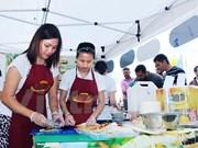 越美美食文化交流会在胡志明市举行