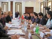 越南国会副主席丛氏放对俄罗斯进行正式访问