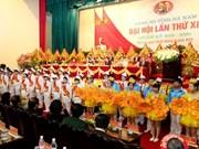 越南政府副总理阮春福出席越共河南省第19次代表大会