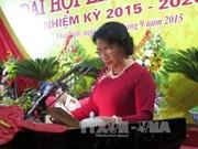 越共太平省第19次代表大会隆重开幕