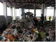 瑞典协助安江省提高固体废物管理能力