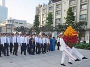 胡志明市隆重纪念南部抗战日70周年