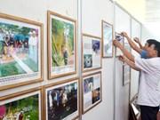 """""""越南岱族、侬族、傣族天曲文化遗产展""""在宣光省举行"""