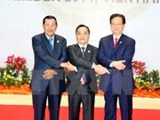 越老柬三角开发区贸易便利化协定第三轮谈判在老挝举行