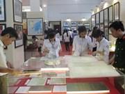 """""""黄沙和长沙归属越南—历史证据及法律依据""""图片展在海防市举行"""