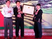 2015年越南河江省黄苏肥县梯田文化旅游周拉开序幕