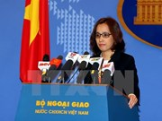 越南坚决反对外国在归属越南黄沙和长沙两个群岛扩建岛礁活动