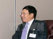 喀麦隆对外关系部长:喀麦隆将为越南投资商创造便利条件