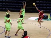 2015年第四届东南亚手球锦标赛:东道主越南队夺得两项冠军