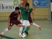 越南男子五人制足球队7比2击败Vilalba俱乐部