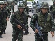 泰国陆军司令承诺强化军队的作用