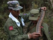 缅甸政府与民族地方武装停火协议谈判进入僵局