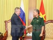 越南与俄罗斯推进防务合作