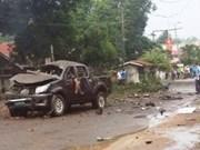 菲律宾南部爆炸致4人死亡