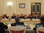 进一步加强越俄两国全面战略合作伙伴关系