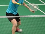 2015年越南羽毛球国际系列赛在岘港市举行