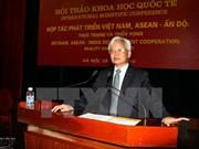 """""""越南、东盟与印度合作发展:现状与展望""""国际学术讨论会在河内举行"""