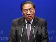 老挝国家主席朱马里·赛雅颂开始对古巴进行正式访问