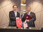 越马签署政府间打击跨国犯罪合作协议