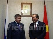 越南与俄罗斯最高法院加强合作