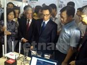 2015年越南技术与设备国际展览会开幕