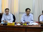 越南芹苴市与德国加强贸易交流