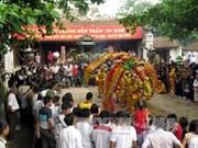 2015年陈祠传统庙会隆重开庙